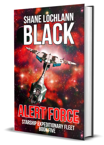 Alert Force by Shane Lochlann Black